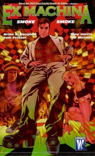9781401213220: Ex Machina TP Vol 05 Smoke Smoke