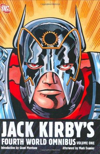 Jack Kirby's Fourth World Omnibus, Vol. 1: Kirby, Jack