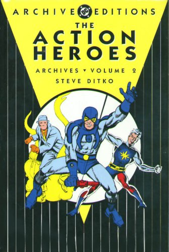 9781401213466: Action Heroes Archives HC Vol 02 (Archive Editions)