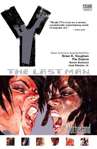 9781401213510: Y: The Last Man, Vol. 9: Motherland
