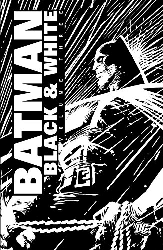 9781401213541: Batman Black And White TP Vol 03
