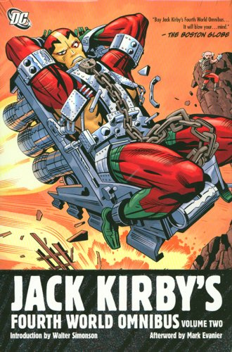 9781401213572: JACK KIRBYS FOURTH WORLD OMNIBUS HC 02