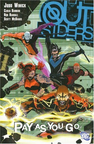 9781401213664: Outsiders TP Vol 06 Pay As You Go