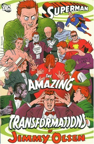 9781401213695: Amazing Transformations Of Jimmy Olsen TP (Superman)