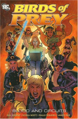 9781401213718: Birds of Prey, Vol. 6: Blood and Circuits
