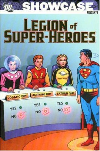 9781401213824: Showcase Presents: Legion of Super-Heroes, Vol. 1