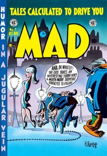 Mad Archives: Volume 2 (Archive Editions): The Usual Gang of Idiots