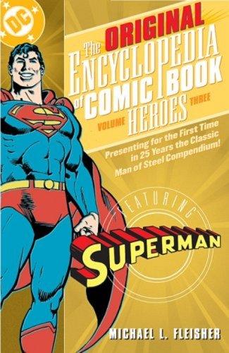 9781401213893: Original Encyclopedia of Comic Book Heroes, Volume 3: Superman