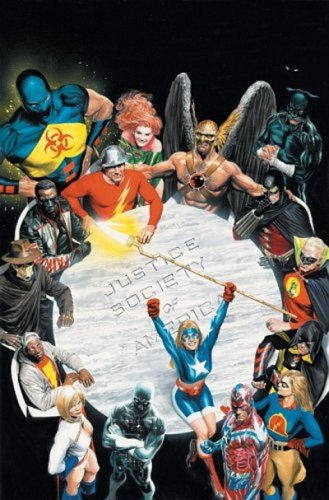 9781401214449: Justice Society of America Vol. 1: The Next Age