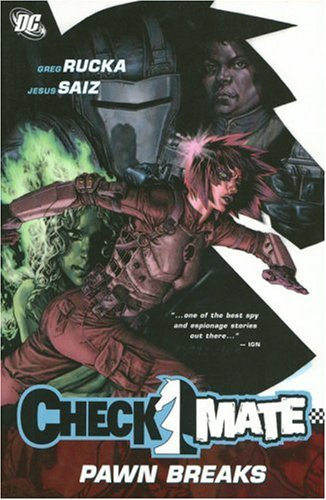 9781401214456: Checkmate Vol. 2: Pawn Breaks (DC Comics)