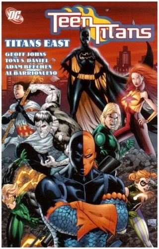9781401214470: Teen Titans, Vol. 7: Titans East