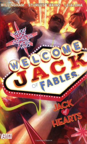 9781401214555: Jack of Fables Vol. 2: Jack of Hearts