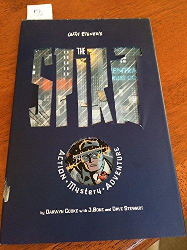 Will Eisner's The Spirit, Vol. 1, Darwyn Cooke; Jeph Loeb