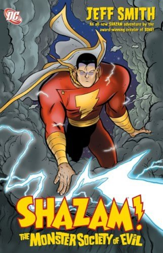 9781401214661: Shazam Monster Society Of Evil Deluxe HC