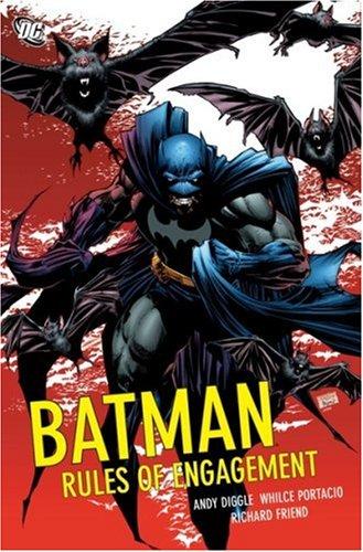 9781401214814: Batman Confidential vol.1: Rules of Engagement