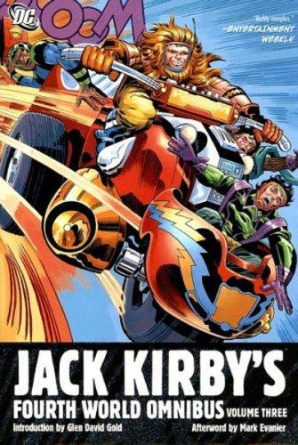 Jack Kirby's Fourth World Omnibus, Vol. 3: Jack Kirby; Mike