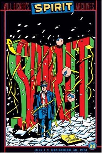 9781401215118: The Spirit Archives, Volume 23