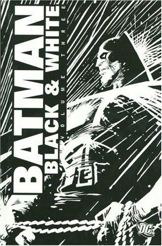 9781401215316: Batman: Black & White, Vol. 3