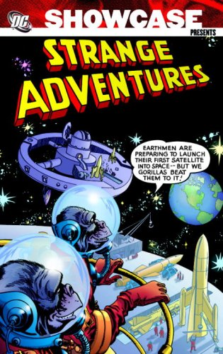 9781401215446: Showcase Presents: Strange Adventures Vol. 1
