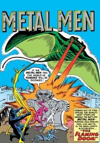 Showcase Presents: Metal Men, Vol. 1: Robert Kanigher and