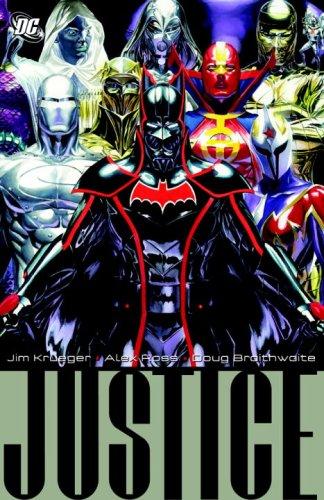 Justice (Justice (DC Comics Paperback))