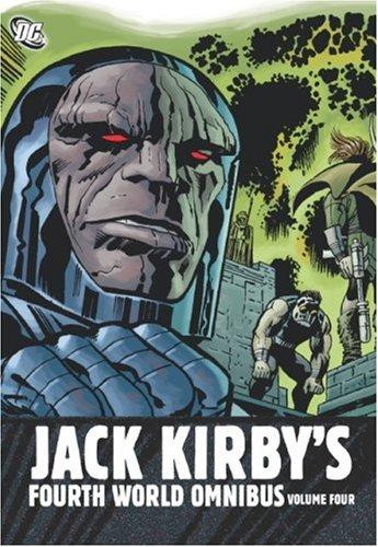 9781401215835: Jack Kirby's Fourth World Omnibus, Volume 4