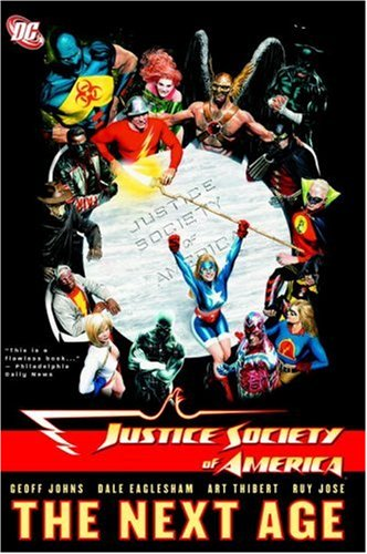 9781401215859: Justice Society of America Vol. 1: The Next Age