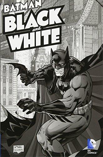 Batman: Black & White, Vol. 1: Frank Miller, Neil