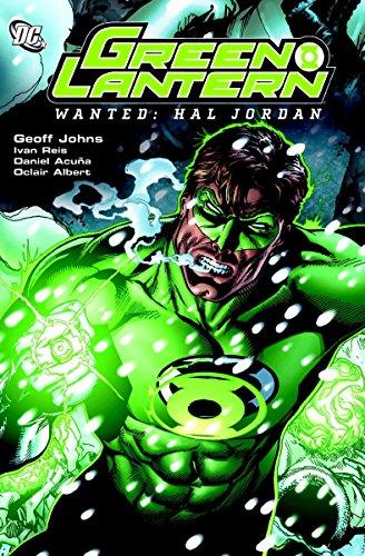 9781401215903: Green Lantern Wanted Hal Jordan TP