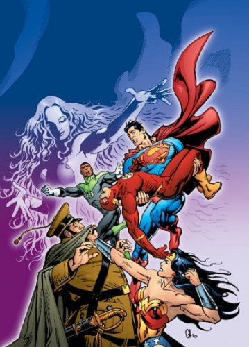 Justice League of America: The Hypothetical Woman: Simone, Gail; Garcia-Lopez,