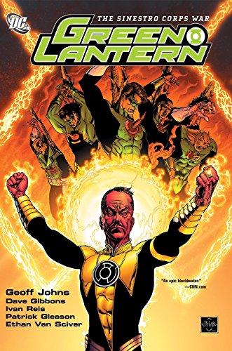 9781401216504: Green Lantern: The Sinestro Corps War, Vol. 1