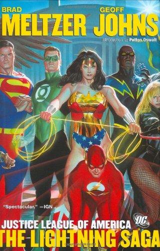 Justice League of America Vol. 2: The Lightning Saga
