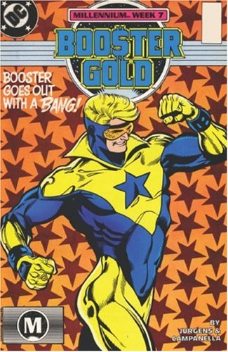 Showcase Presents: Booster Gold, Vol. 1: Jurgens, Dan; Byrne,