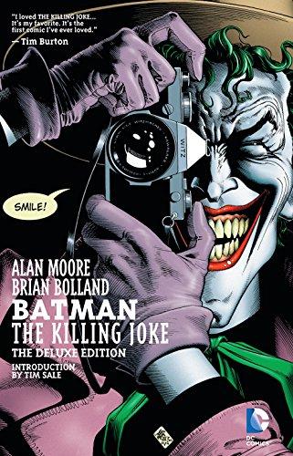 9781401216672: Batman The Killing Joke Special Ed HC