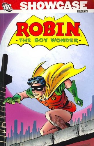 9781401216764: Showcase Presents: Robin the Boy Wonder, Vol. 1