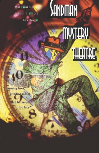 Sandman Mystery Theatre (Book 6): The Hourman and the Python (1401216773) by Matt Wagner; Steven T. Seagle; Guy Davis