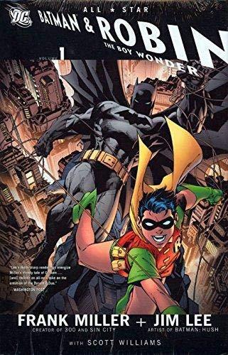 9781401216818: All-Star Batman & Robin, The Boy Wonder, Vol. 1