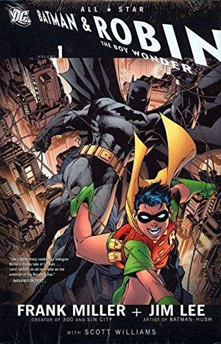9781401216818: All-Star Batman & Robin, The Boy Wonder, Vol. 1