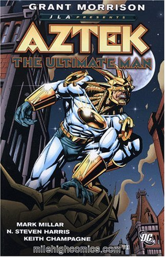 9781401216887: JLA Presents: Aztek - the Ultimate Man