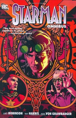 The Starman Omnibus, Vol. 1: James Robinson
