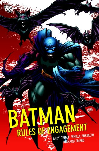 9781401217068: Batman: The Rules Of Engagement