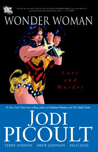 Wonder Woman: Love and Murder SC (Wonder Woman (DC Comics Paperback)): Jodi Picoult