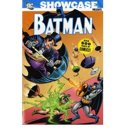 9781401217198: SHOWCASE PRESENTS BATMAN 03