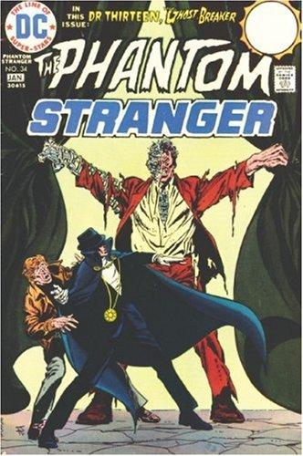 Showcase Presents: Phantom Stranger - Volume 2: Len Wein