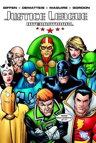 9781401217396: Justice League International, Vol. 1