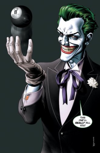 Batman: Joker's Last Laugh: Chuck Dixon