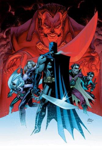 Batman: The Resurrection of Ra's Al Ghul: Grant Morrison; Paul