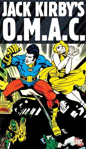 9781401217907: Jack Kirby's O.M.A.C.