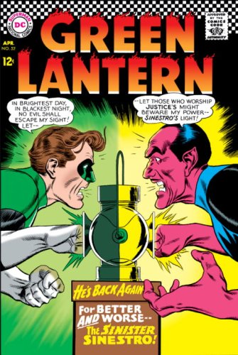 Showcase Presents: Green Lantern, Vol. 3 (1401217923) by John Broome