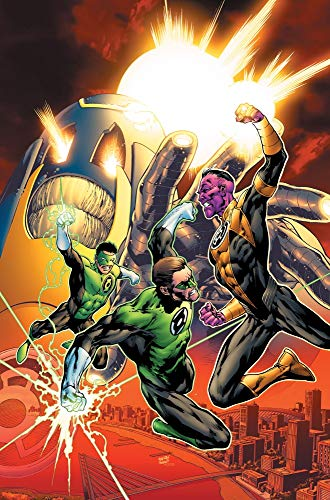 9781401218003: Green Lantern HC Vol 02 The Sinestro Corps War: The Sinestro Corps War 2